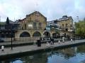 Camden Lock und Regents Canal