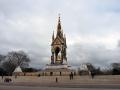 Albert Memorial und Royal Albert Hall