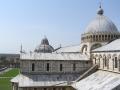 Aussicht Schiefer Turm von Pisa