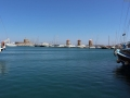 Mandraki Hafen