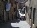 Gassen in Siena