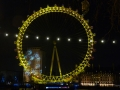 London Eye am New Years Eve