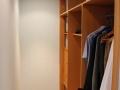 Das Zimmer mit begehbaren Kleiderschrank