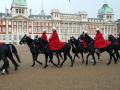 The Horse Guards Parade am Paradeplatz