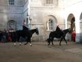 Innenhof des Horse Guards
