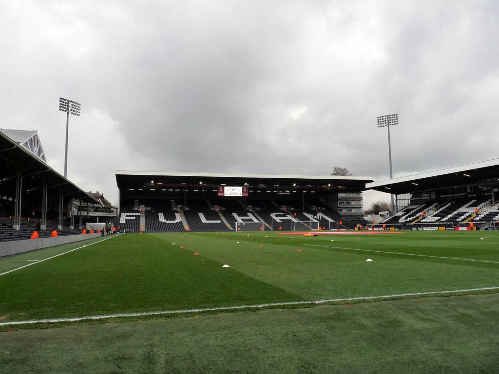Craven Cottage - Stadion des FC Fulham