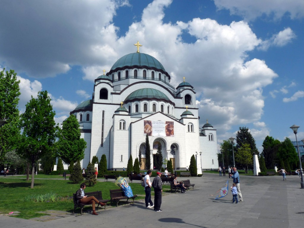 Temple Saint Sava