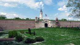 Festung von Belgrad im Kalemegdan Park