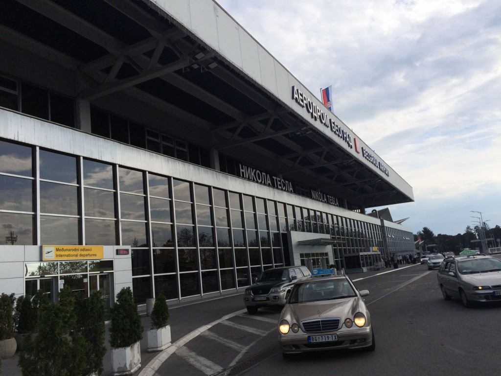Nikola Tesla Airport Belgrad