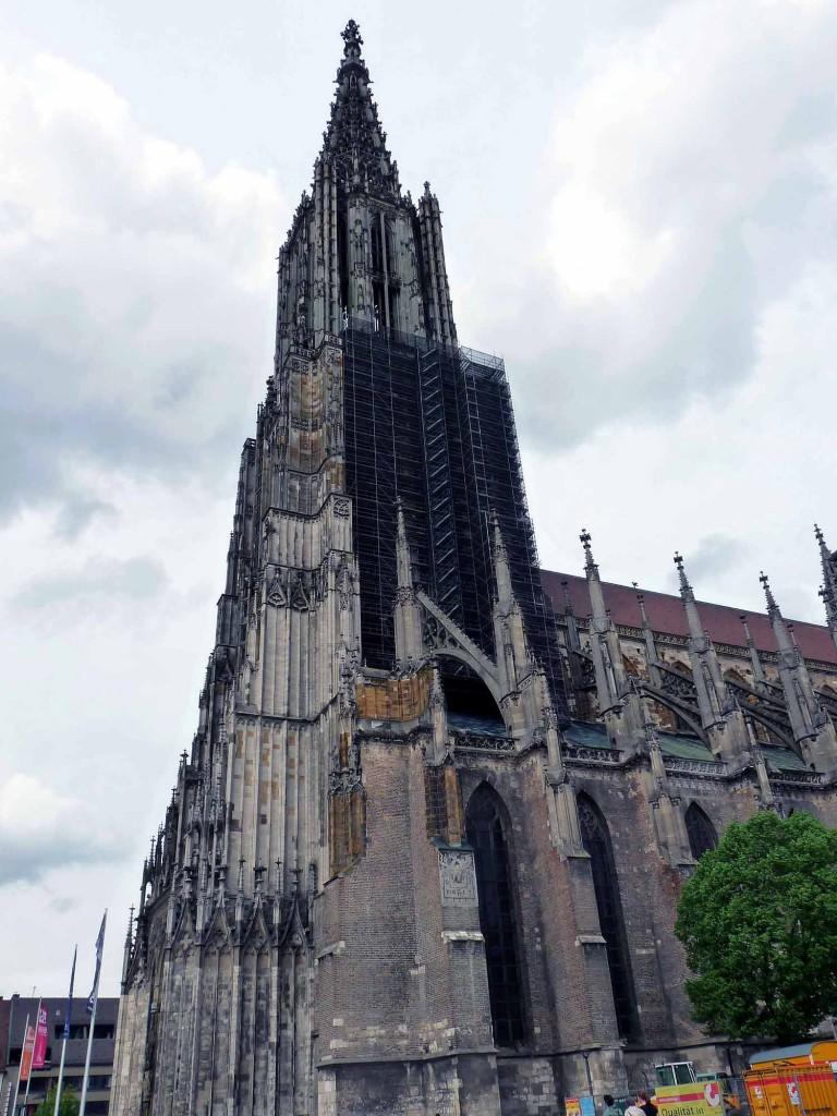 Kirchturm des Ulmer Münster