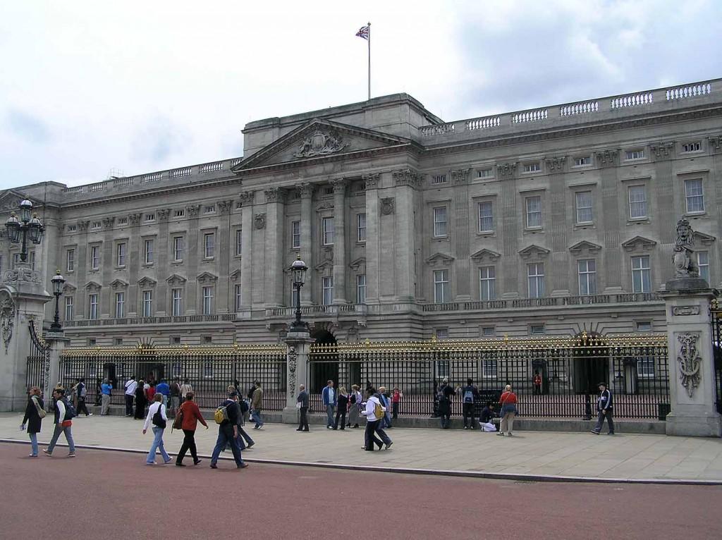 Buckingham Palace 2005