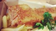 Fish & Chips Beispielfoto