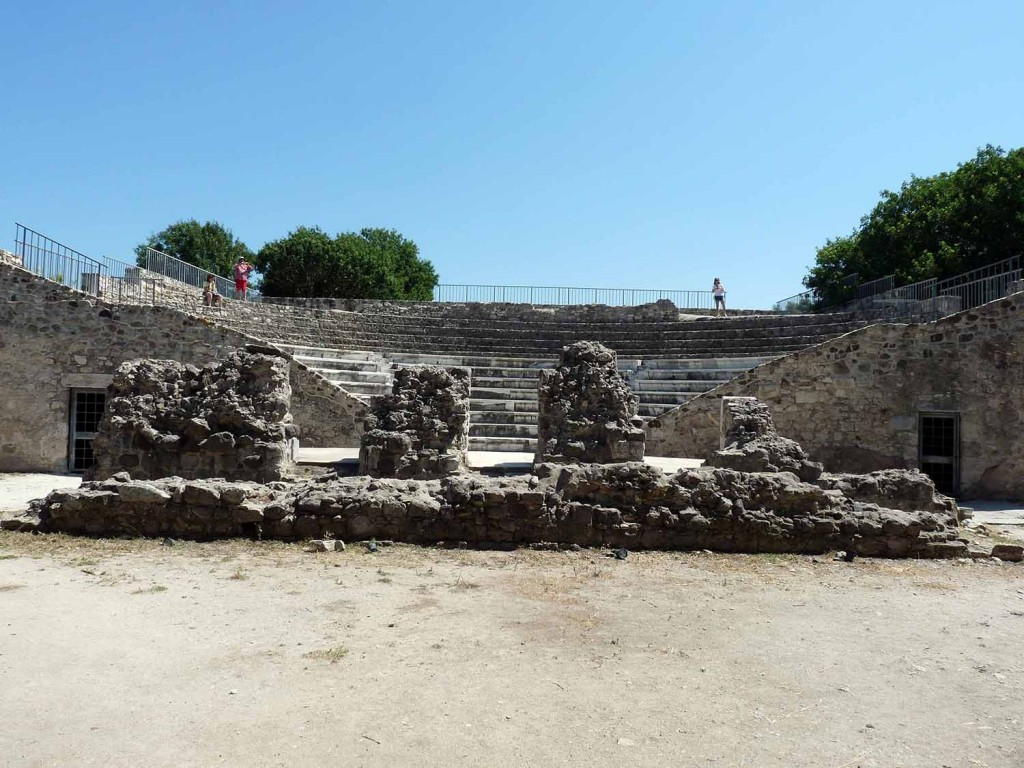 Odeon/Roman Odeon of Kos