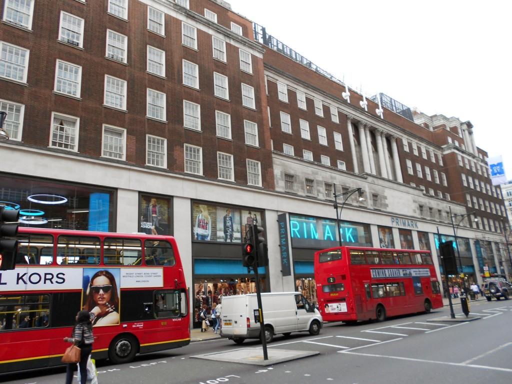 Primark auf der Oxford Street