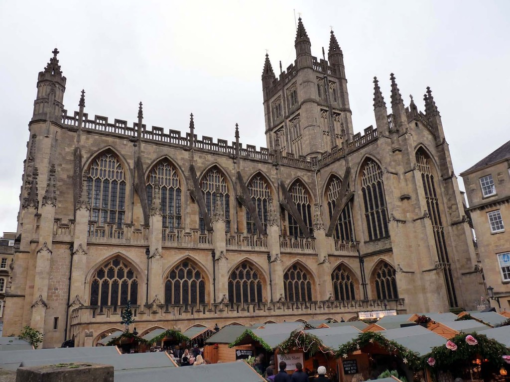 Die Bath Abbey