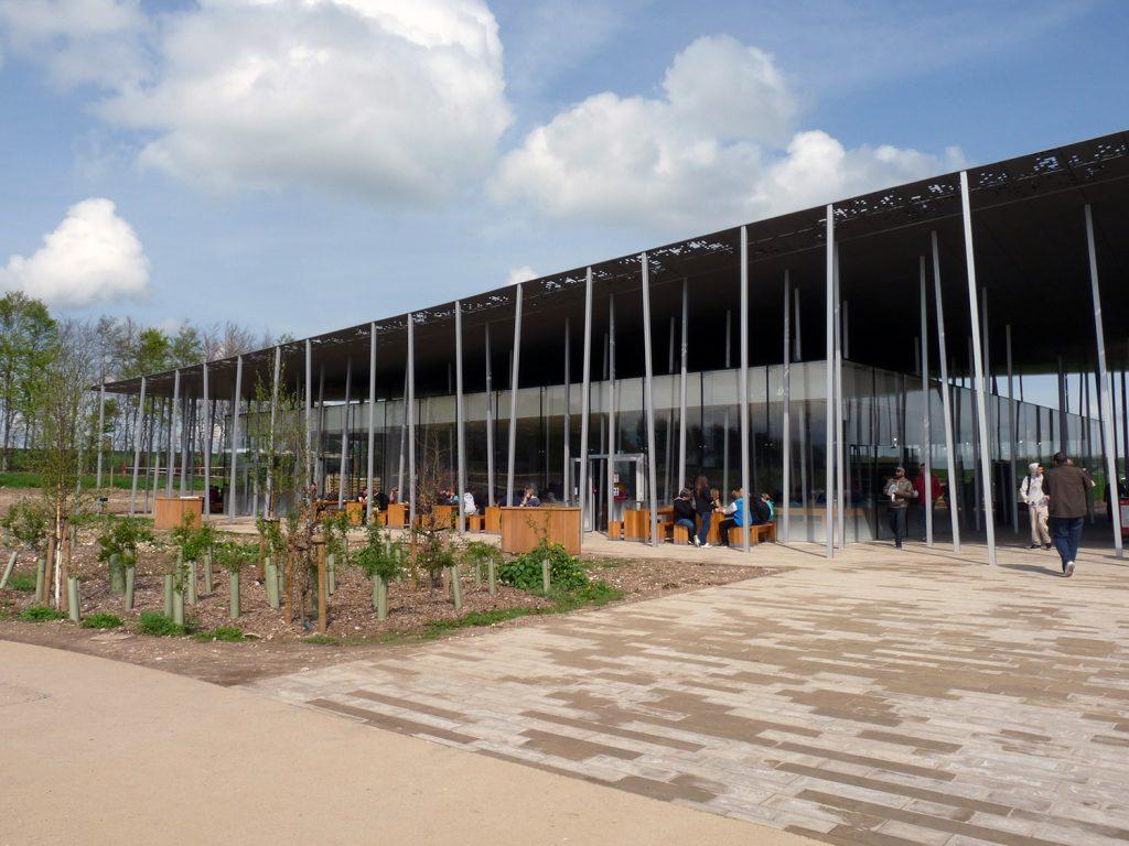 Das Besucherzentrum am Stonehenge