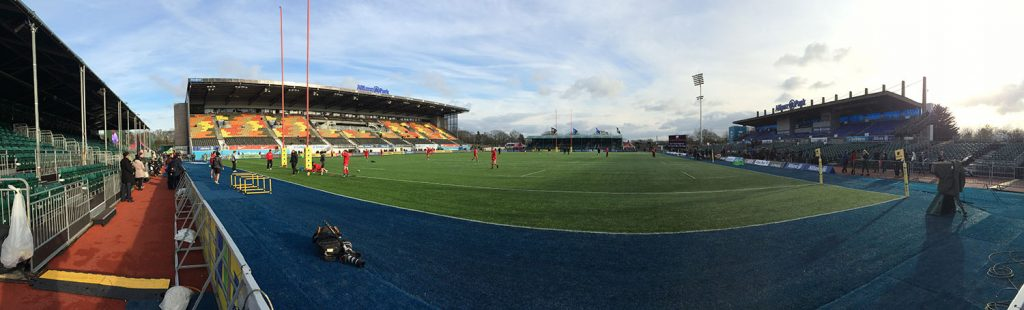 Der Allianz Park in London