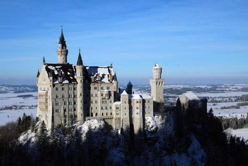 Schloss Neuschwanstein Hotel  Sterne