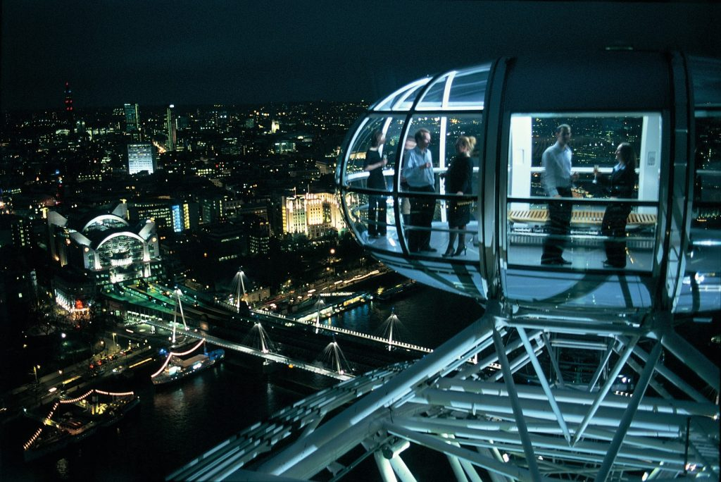 Im London Eye
