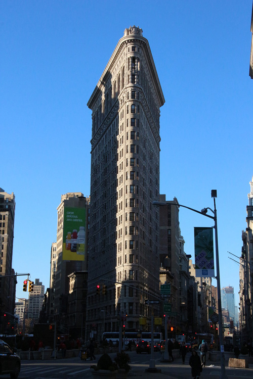 Das Flatrion Building
