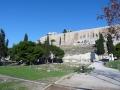 Südhang der Akropolis