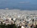 Athen von oben