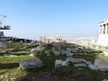 Auf der Akropolis