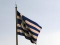 Griechische-Flagge