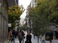 Auf dem Weg zum Syntagma Platz
