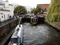 Schleuse am Regents Canal