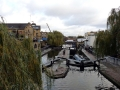 Schleuse am Regents Canal
