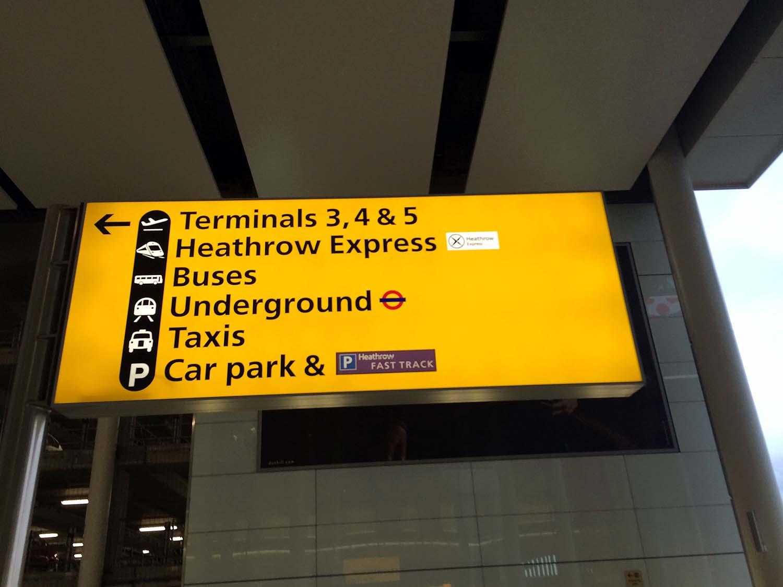 Tipps für den Flughafen Heathrow in London | Ein London Blog mit ...