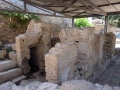 Die westlichen Ausgrabungen