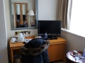 Wohn- Schlafzimmer im Lancaster Hotel