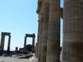 Auf der Akropolis von Lindos