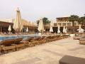 Der große Hotelpool