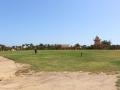 Der Golfplatz