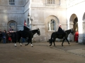 Innenhof des Horse Guards