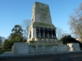 Guards Division Memorial gegenüber dem Paradeplatz