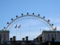 The Horse Guards und London Eye