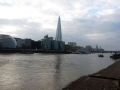 Themse und The Shard