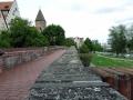 Die Stadtmauer und Metzgerturm