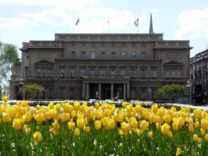 Der alte Palast
