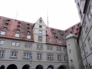 Neuer Bau in Ulm
