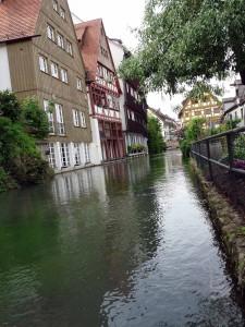 Gerberviertel in Ulm