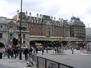 Victoria Station 2005