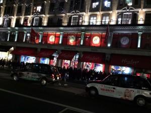 Das Hamleys auf der Regent Street