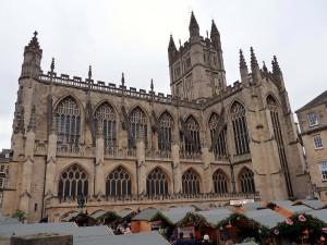 Die Bath Abbey