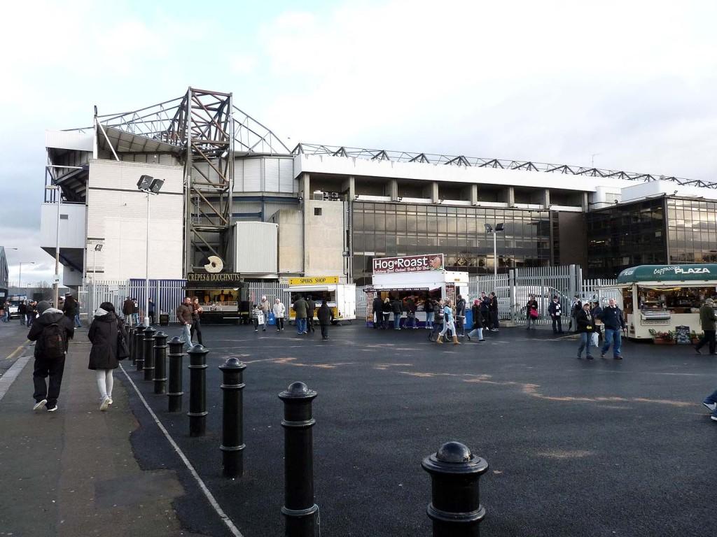 White Hart Lane - Tottenham Hotspur