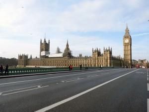 Westminster Palace und der Big Ben